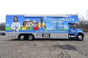 Family Health Center Mobile Clinic